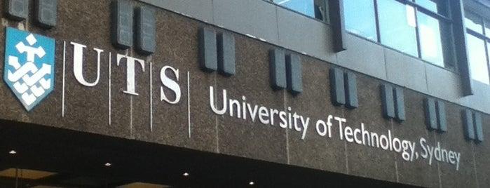 University Of Technology Sydney is one of Visit UTS.