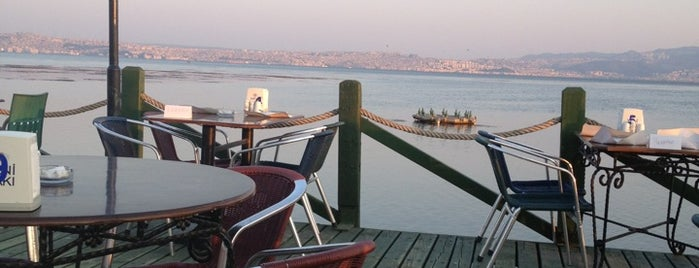 Deniz Kent Restaurant is one of Melekoğlu Special.