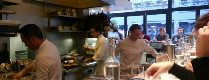 Barrafina is one of No bookings.
