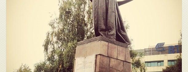 Родина Мать is one of Сходить в Калининграде.