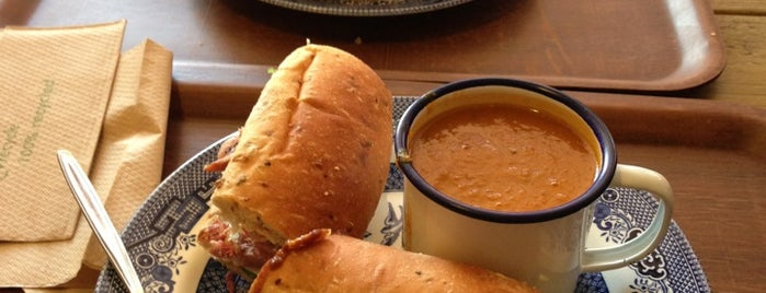 Soup Kitchen is one of best eateries in manchester.