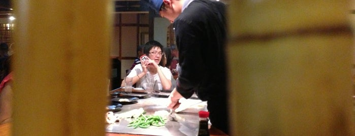 Daikoku Ramen Restaurant is one of NZ to go.