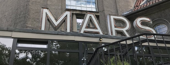 MARS Küche & Bar is one of Berlino.