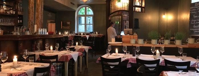 Chez Fritz Brasserie is one of Munich.