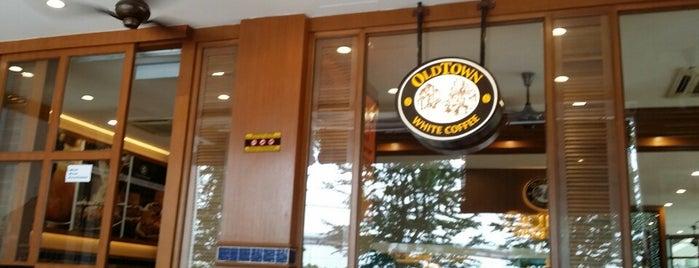 OldTown White Coffee is one of Favorite Food.