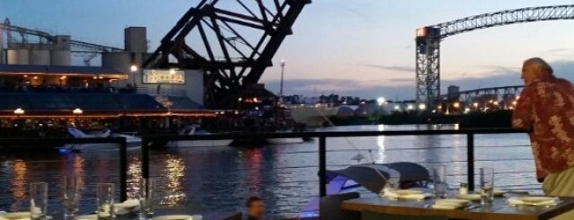 Alley Cat Oyster Bar is one of The 15 Best Places with Scenic Views in Cleveland.