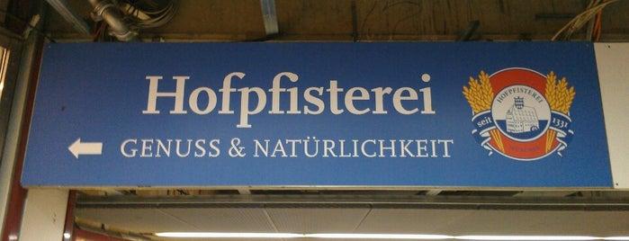 Hofpfisterei is one of Hofpfisterei München.