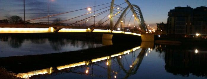 Лазаревский мост / Lazarevsky bridge is one of PG.