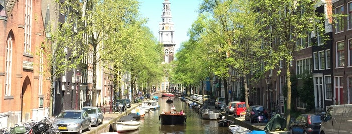 Amsterdam is one of Capital Cities of the World.