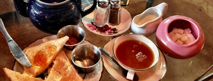 Full English Cafe Is One Of The 13 Best Places For Shortbread In Austin