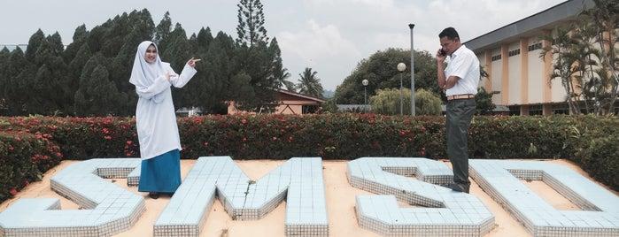 Sekolah Menengah Sains Dungun is one of Learning Centers,MY #5.