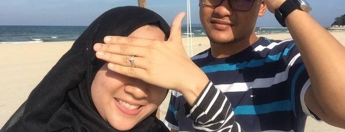 Pantai Pandak, Chendering, Kuala Terengganu is one of My hangout in Terengganu.