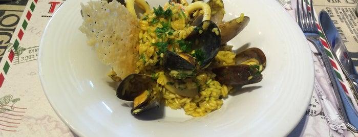 Tutti A Tavola is one of Club Hope - Gastronomía.