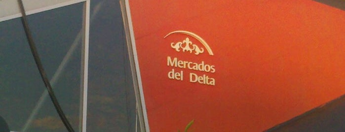 Mercados del Delta is one of Guide to Bs As's best spots.