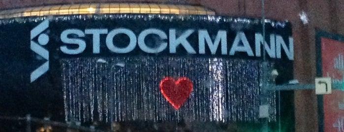 Stockmann is one of Guide to Tallinn's best spots.