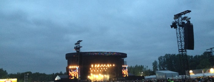 Festivalpark Werchter is one of Music.