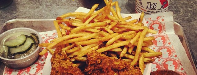 Blue Ribbon Fried Chicken is one of NYC 2013 new openings.