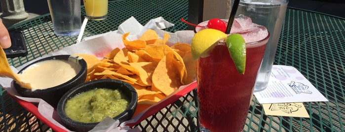Raging Burrito & Taco is one of Where to Eat and Drink Al Fresco in Atlanta.
