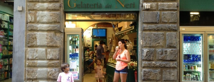 Gelateria dei Neri is one of Maybe in Firenze.