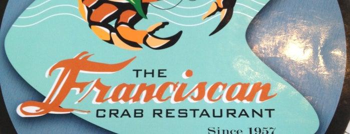 Franciscan Crab Restaurant is one of Una semana en San Francisco, CA.