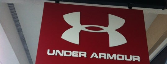 Under Armour is one of Shopping.