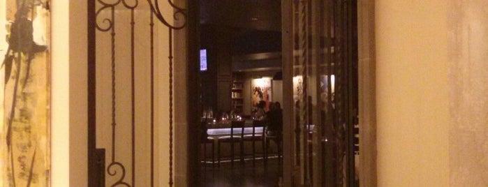 The Florentine is one of CIA Alumni Restaurant Tour.