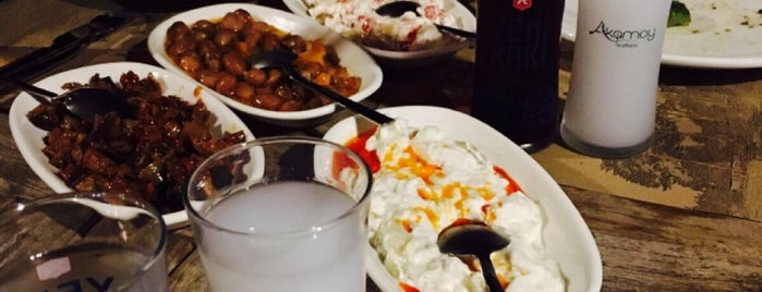Akamoy Boztepe Otel&Restaurant is one of Ordu.