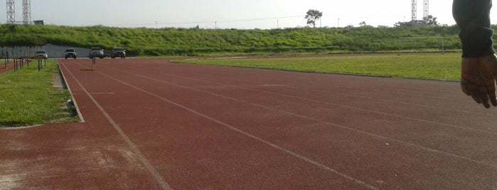 Ciudad Deportiva is one of Favorite affordable date spots.