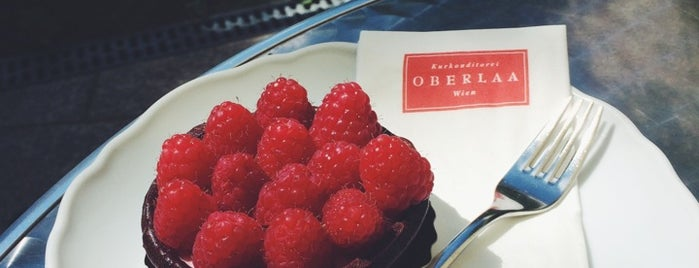 Kurkonditorei Oberlaa is one of Food & Fun - Vienna, Graz & Salzburg.