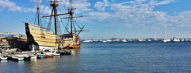 Mayflower II is one of Attractions to Visit.