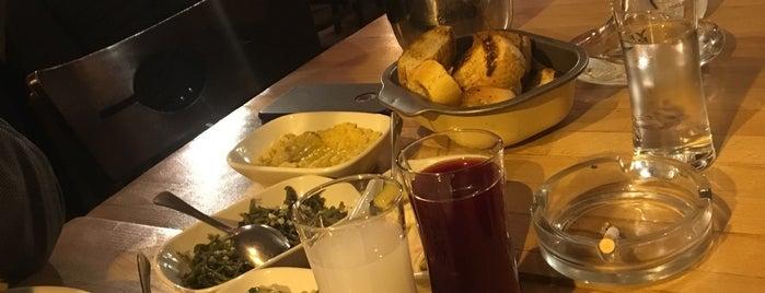 "Bordo ""Eski Dostlar"" Restaurant is one of yas's choice."