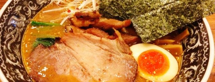 麺処 中村屋 is one of 海老名・綾瀬・座間・厚木.