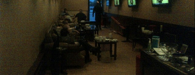 Buckhead Cigar Club is one of Favorite Atlanta Cigar Bars.