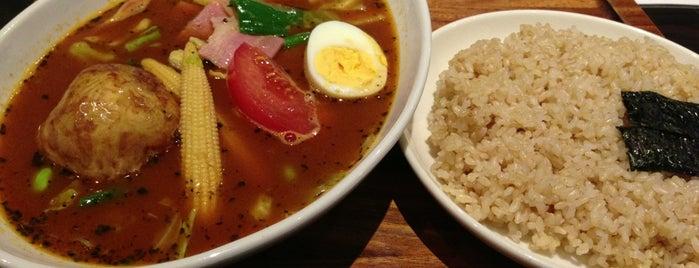 カレー食堂 心 さいたま新都心店 is one of カレーが好き☆*:.。. o(≧▽≦)o .。.:*☆.