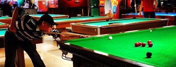 Corona Bar & Billiards is one of Helsinki's Best Bars.