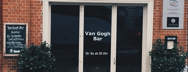 Van Gogh Bar is one of How To Make It, Potsdam.
