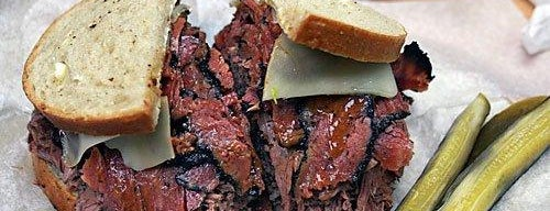 David's Brisket House is one of America's Best Jewish Delis.