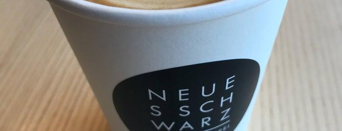Neues Schwarz Kaffeebar is one of Don't do Starbucks et al.!.