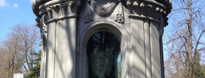 Forest Lawn Cemetery is one of The Best of Buffalo, NY.