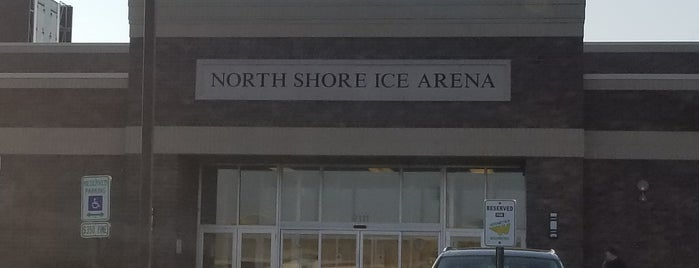 North Shore Ice Arena is one of Chicago Rat Hockey.