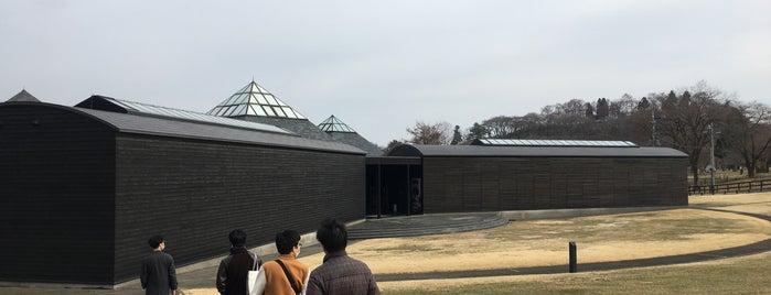 ハラミュージアムアーク is one of Jpn_Museums2.