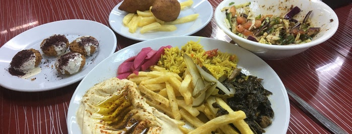 Sindibad Suriye Lokantası is one of Gourmet!.