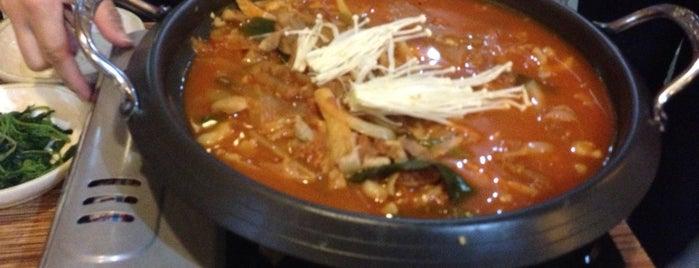TUDARI Korean Restaurant is one of Bandung ♥.