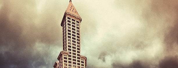 Smith Tower is one of Seattle Summer 2013 To Do List.