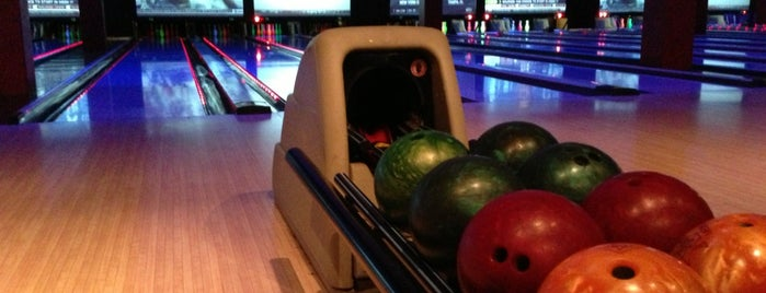 Bowlmor Cupertino is one of Outdoors.