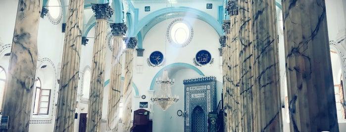 Hayrettin Paşa Camii (Kato Panaya Kilisesi) is one of sevdiğim mekanlar.