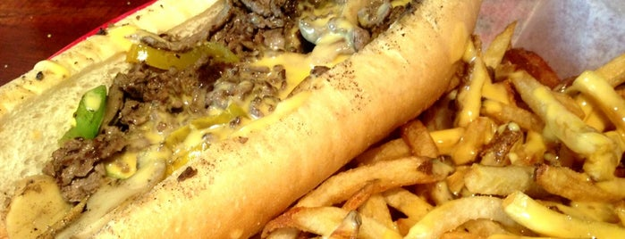 South of Philly Cheese Steaks is one of The 15 Best Places for Peppercorns in Baton Rouge.