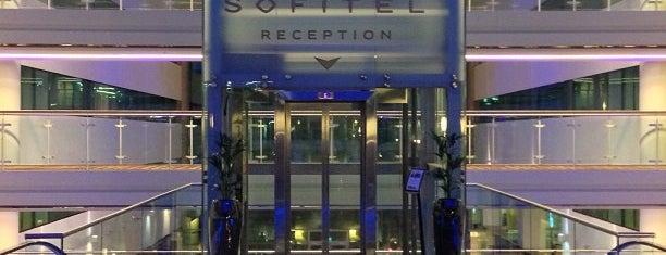 Sofitel London Heathrow is one of Hotel.