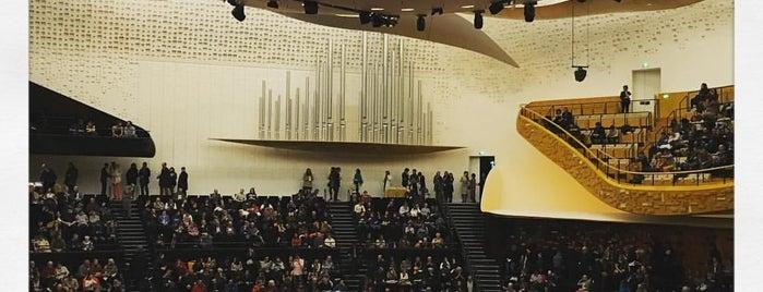 Philharmonie de Paris is one of Paris, FR.