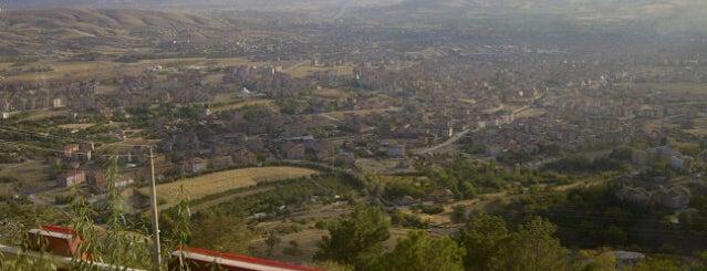 Elazığ is one of Türkiye'nin İlleri.